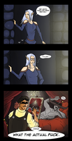 Dragon Age Comic - What the... by YukiSamui