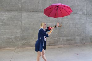 Janna Umbrella 8) by LuffySwan