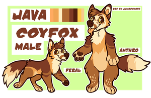 java reference commission by vintagecoyote