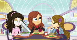 The best trio ever S2 ~ Collab'o by CookieChanS2