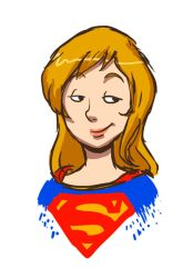 Supergirl what by dalf-rules