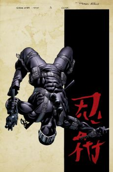 Snake Eyes Cover 3 Colors by RobertAtkins