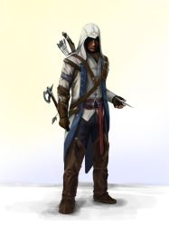 Assassin's Creed 3 Connor by Fedota