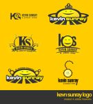 kevin sunray logo by blue2x
