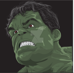 Hulk by clostrophobic
