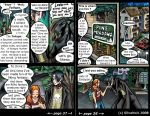 DrawBlood pg37and38 by silvanoir