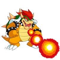 Bowser by Cogmoses