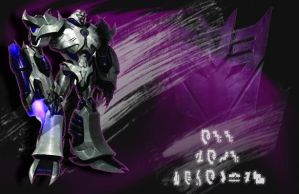 Transformers Prime: Megatron by Erratio-D