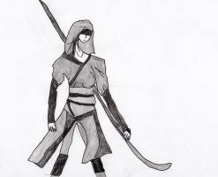 Assassin Creed # 8 : Japanese Assassin by LOrdalie