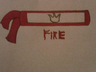 Fire Head Band by bse9000
