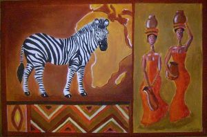 AFRICA by die-sonni