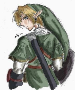 Hey, It's Link by HyruleMaster