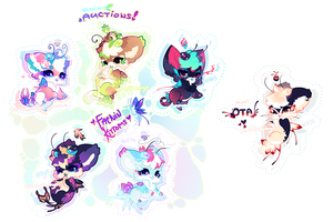 Starfall Faire : Fae Auctions! [OVER] by manaberry