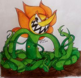 Cagney Carnation by CataXDRK