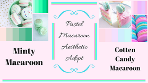 OTA Pastel Macaroon Aesthetic Adopt ~Closed~ by lilybreeze467564