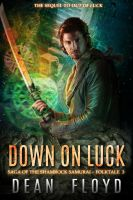 Down on Luck - Ebook Cover by FrostAlexis
