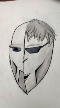 random two faced  by Kratos4445
