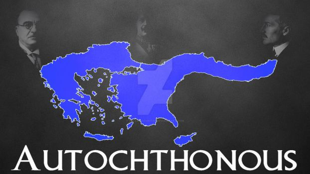 Autochtonous Greece Hellas by Hellenicfighter