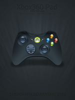 Xbox 360 Elite Joypad Icon by Svengraph