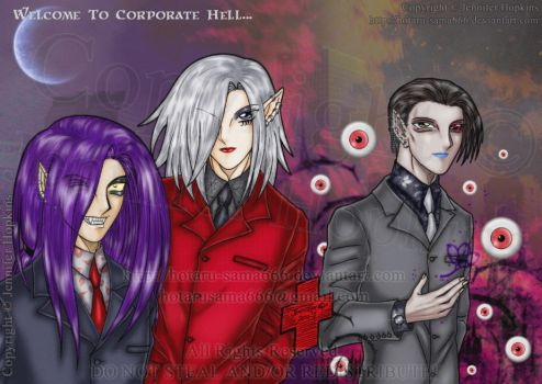 - Welcome To Corporate Hell - by HotaruThodt