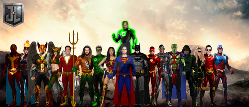 1. Justice League by GOTHAMKNIGHT99