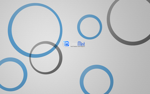 Linux Mint Circles KDE by Tithis
