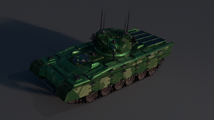TYHR90A tank by madcomm