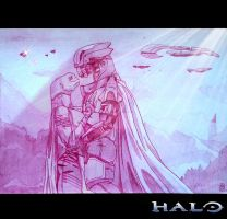 [Halo] I'll wait for you by Sigerreip