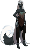 Premade - Spotted Skunk - Auction - CLOSED by danielleclaire