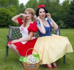 Disney: Mustache Disguises by TaterTot-Cosplay
