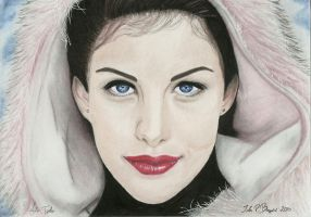 The Lovely Liv Tyler by Idapb