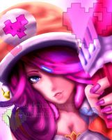 Arcade Miss Fortune - League of Legends by Eremas-su