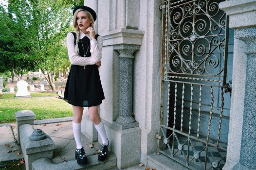 Wednesday Addams by LaurenCalaway