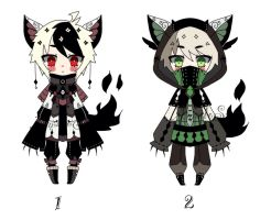 kemonomimi adoptable CLOSED by AS-Adoptables