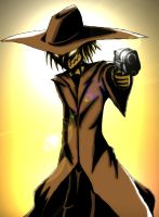 The Scarecrow: colored by salverion