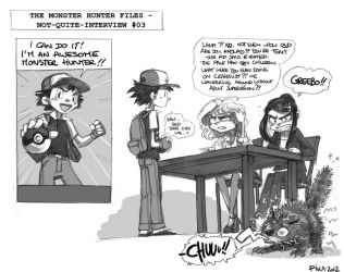 GND180b-Monster Hunters, Part IIb - NOPE by Pika-la-Cynique