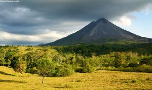 The Shaded Arenal by erezmarom