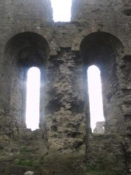 Stock: Arched windows by legendpendragon9