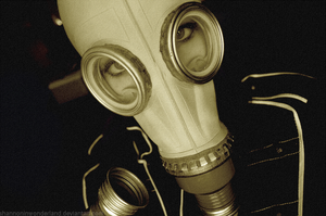 Gas Mask 1 by ShannonInWonderland
