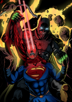 Batman V Superman Revisited by JCKutney21