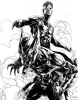 Shadowhawk Invincible by caananwhite