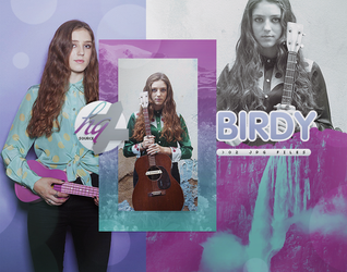Photopack 876 // Birdy by HQSource