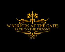 warriors at the gates by blue2x