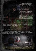 Tokyo Ghoul Inspired - Chapter 2 (Doubt) Pg3 by AOGRAI
