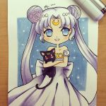 Princess Serenity by Peahedge