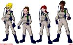 Ghostbusters 2016--1984 Style by Ectozone