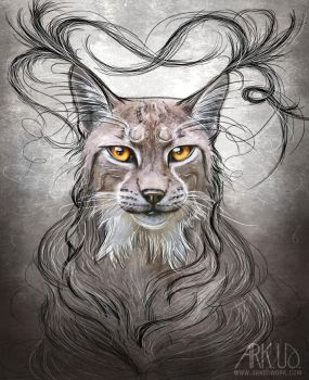 Digital - Lynx by Arkus83