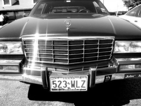 Cadillac by thity