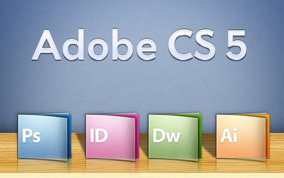 Adobe CS 5 Icon Set by TinyLab