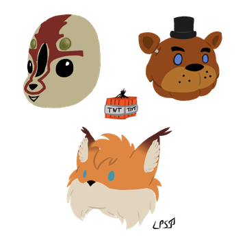 FA: The Outcasts by LPS100
